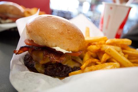 Henry's Burgers - Novato CA