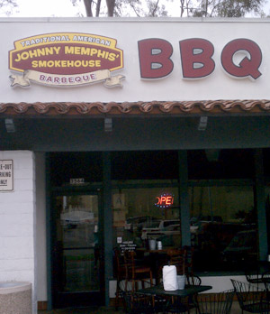 Johnny Memphis' Smokehouse Barbecue
