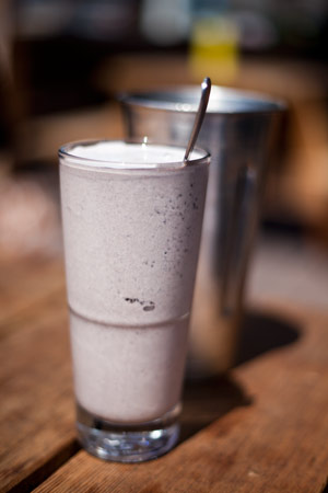 Uneeda Burger Oreo Shake - Seattle, Washington