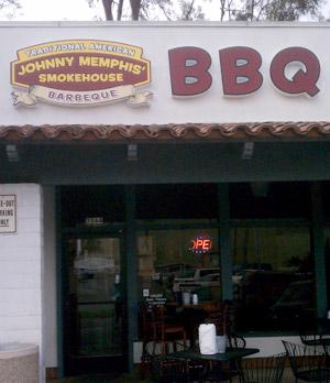 Johnny Memphis' Smokehouse Barbecue