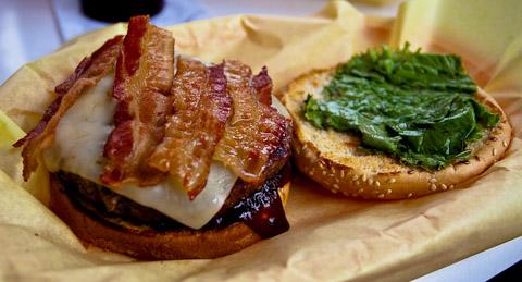 Sylvester's Burgers - Los Osos California